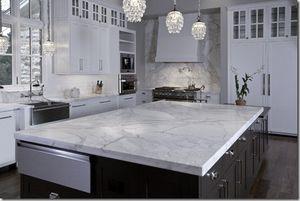 Мраморные столешницы для кухни