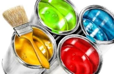 акриловая краска для стен
