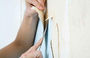 Как удалить старые обои со стен быстро и легко