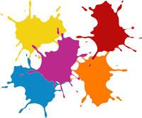 Краска на латексной основе