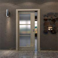 Видео по установке межкомнатных раздвижных дверей