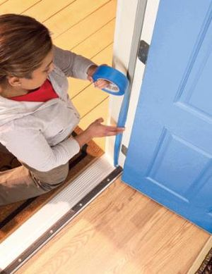 Секреты мастерства покраски межкомнатных дверей своими руками