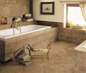 Керамическая плитка для ванной 20х20