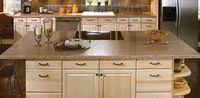 Какие бывают столешницы для кухни