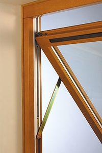 Фурнитурой для деревянных окон