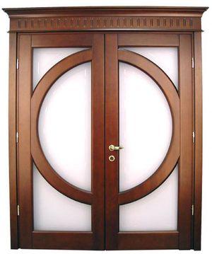 Преимущества и недостатки двустворчатых межкомнатных дверей
