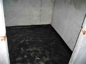 Гидроизоляционная подготовка пола под укладку плитки