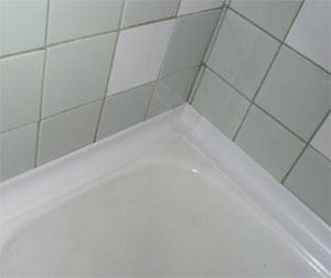 Как поставить бордюр на ванну