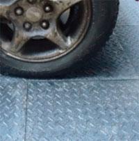 Как сделать резиновое покрытие для пола в гараже
