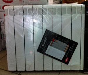 Как правильно выбрать биметаллические батареи отопления для дома