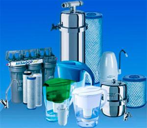 Какие бывают виды бытовых фильтров для воды
