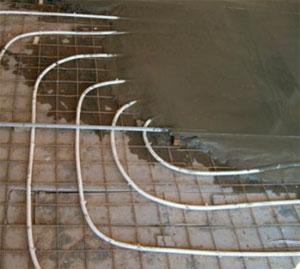 Подробности устройства водяного теплого пола