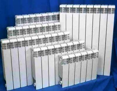 батареи отопления биметаллические