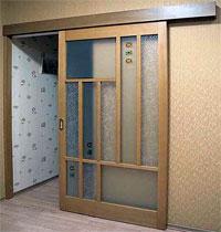 Как выбрать и установить откатные межкомнатные двери