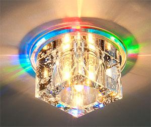 Наружный светодиодный точечный светильник