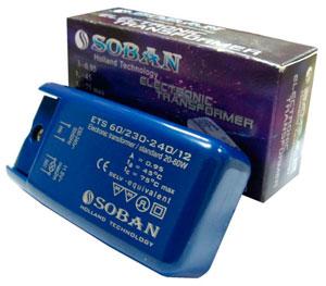 Трансформатор для подключения точечных светильников