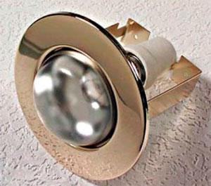Обзор точечных светильников предназначенных для установки на натяжные потолки