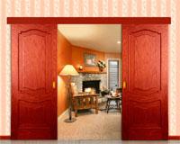 Как выбрать и смонтировать раздвижные межкомнатные двери