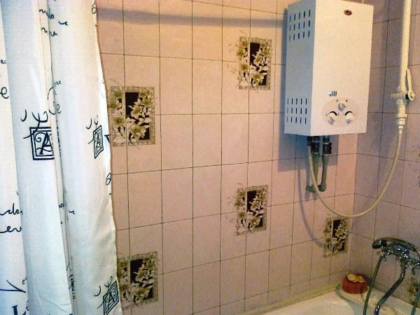 моющиеся обои для ванной комнаты