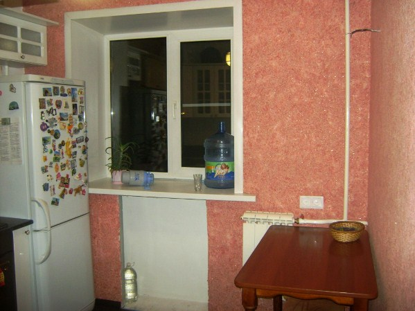жидкие обои фото интерьеров кухни