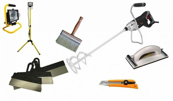 инструмент для поклейки и покраски стеклообоев