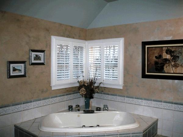 фото жидких обоев в ванной