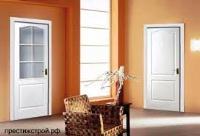 грунтованные двери под покраску