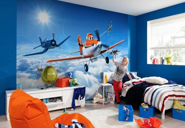 детские фотообои на стену фото