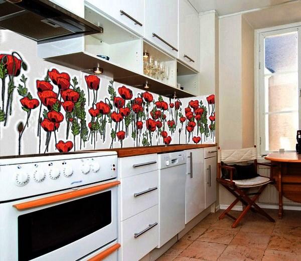 фотообои для фартука кухни 2