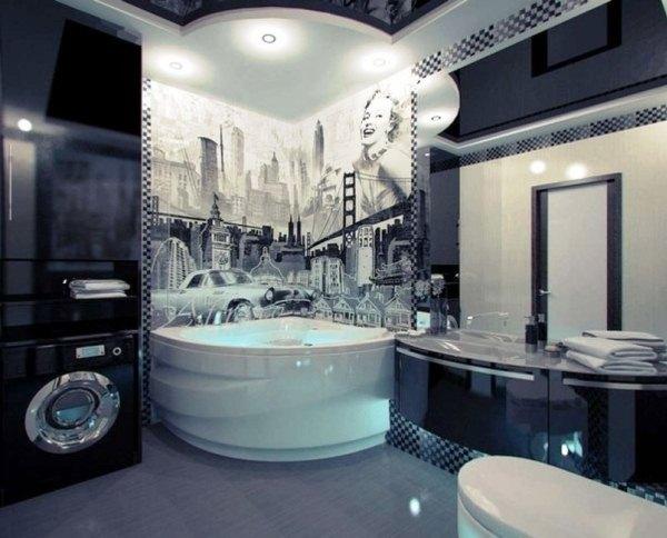 фотообои для ванной комнаты влагостойкие