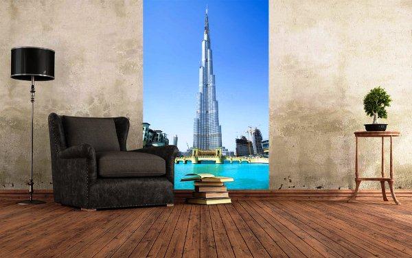 фотообои Дубаи