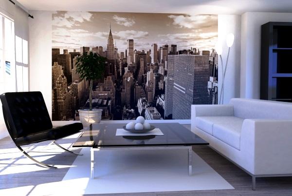 фотообои Манхеттен