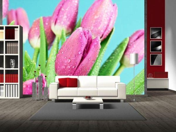фотообои тюльпаны фото 2
