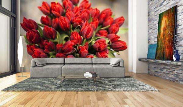 фотообои тюльпаны фото 3