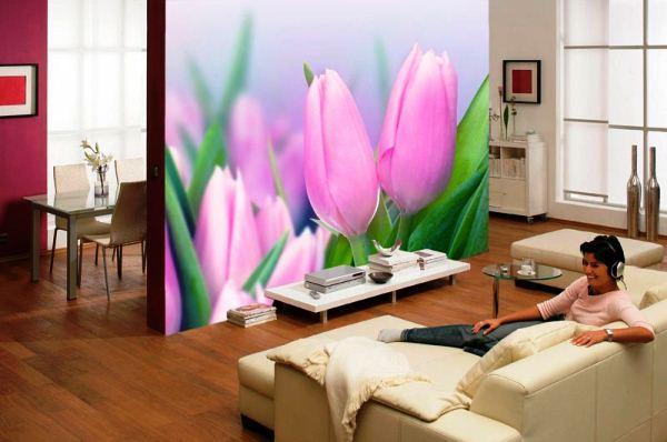 фотообои тюльпаны фото 4