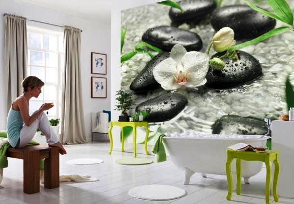 фотообои в ванную фото 3