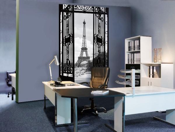 Фотообои Париж вид из окна