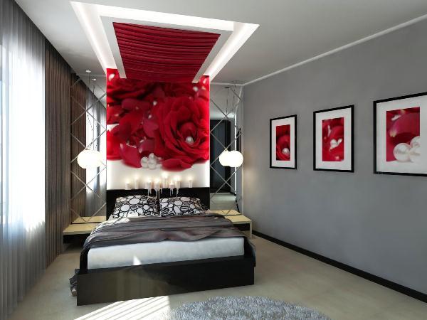 дизайн комнаты с фотообоями фото 10
