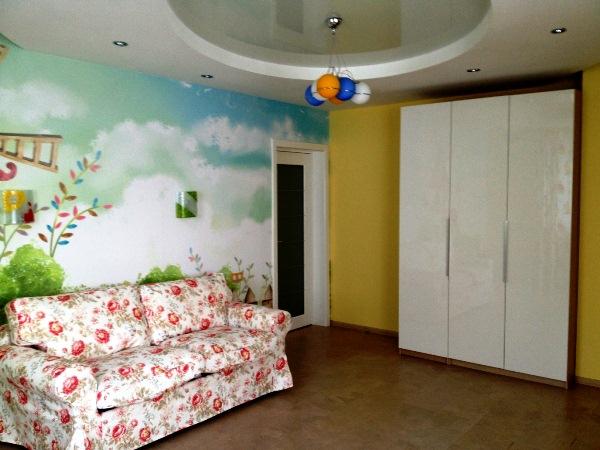 дизайн комнаты с фотообоями фото 15