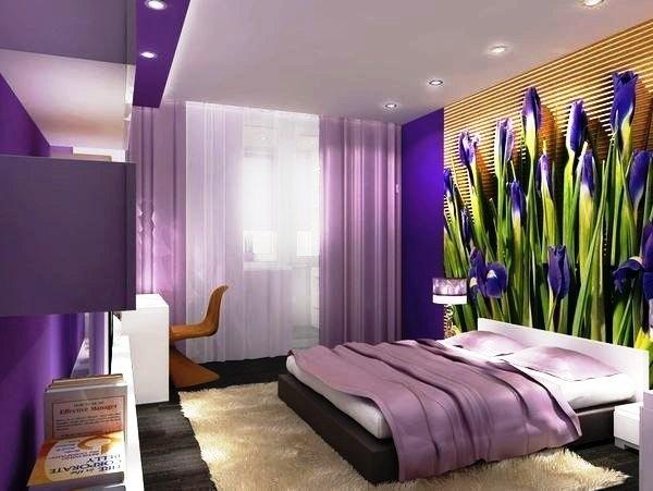 дизайн комнаты с фотообоями фото 6