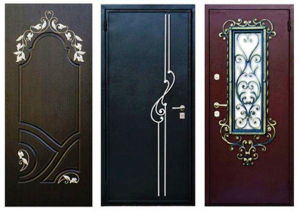 двери входные для квартиры