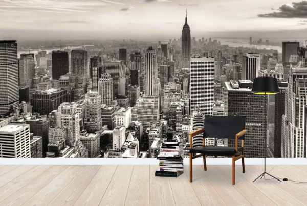 фотообои Нью-Йорк фото панорама
