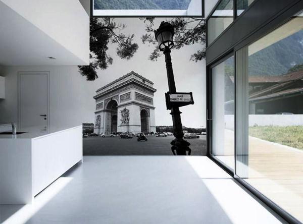 фотообои архитектура 8