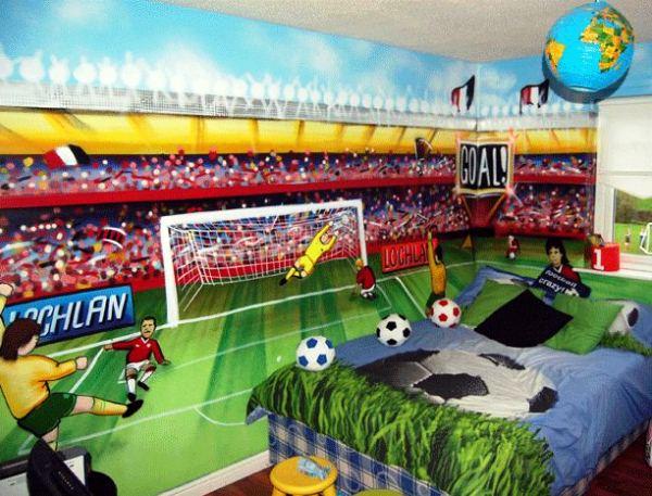 фотообои на стену футбол