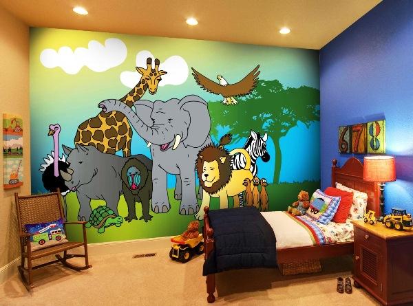 фотообои животные на стену фото