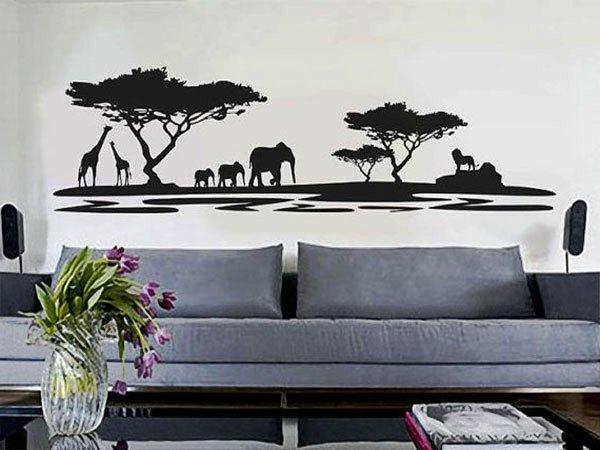 фотообои животные на стену