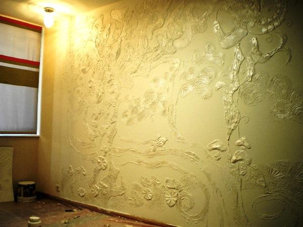 подготовка стен к покраске фото