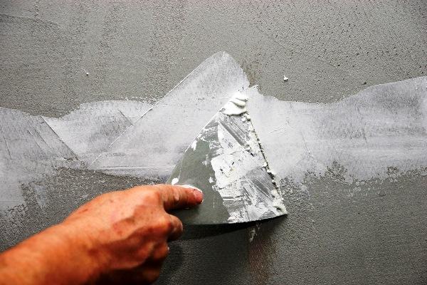 подготовка стен под покраску фото