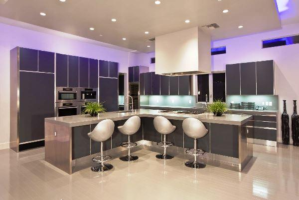 светодиодные светильники для кухни фото 3