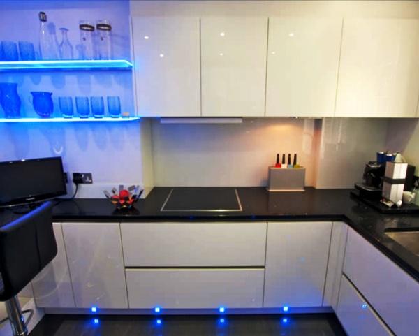 светодиодные светильники для кухни фото 8